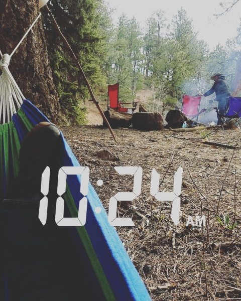 Camping trip summer 2017